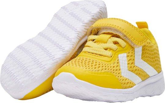 Hummel Actus ML Sneaker, Maize, 19