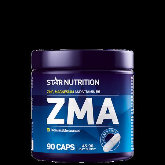 ZMA Star, 90 caps