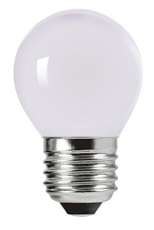 Pearl LED Filament Bulb OPAL E27