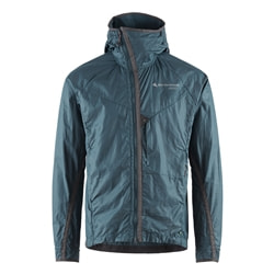 Klättermusen Ansur Hooded Wind Jacket M's