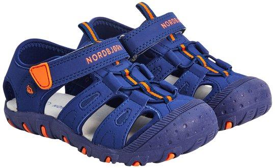 Nordbjørn Adventure Sandal, Blue, 23