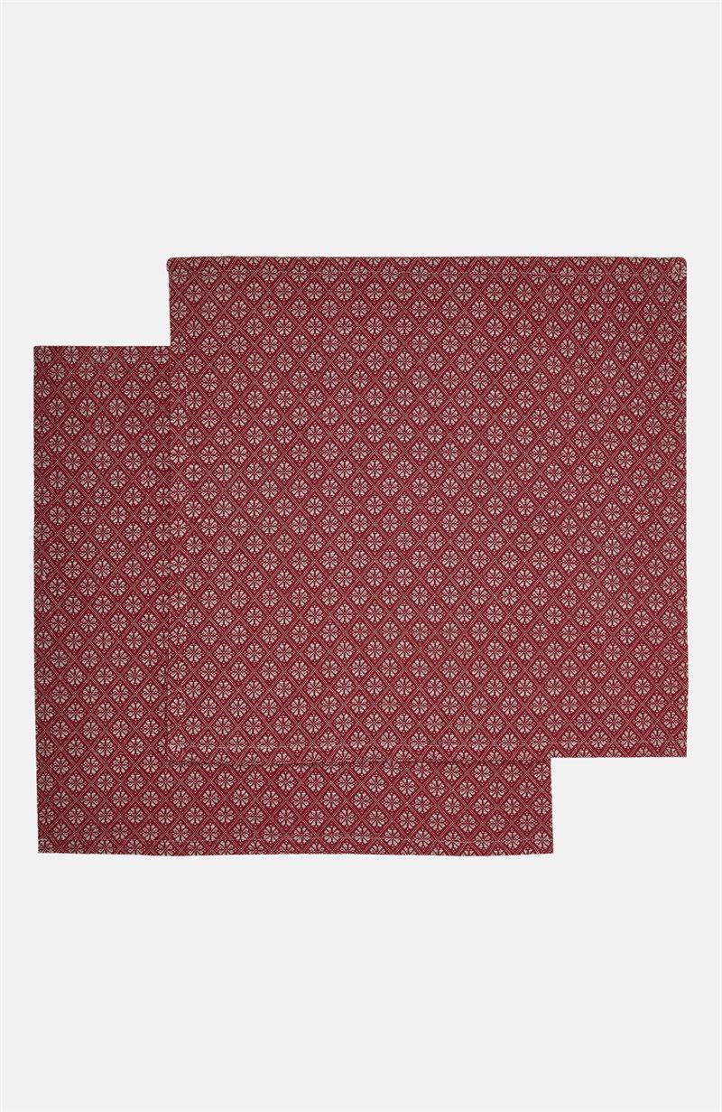 Trine lautasliina jakardikangasta 4 kpl/pakkaus