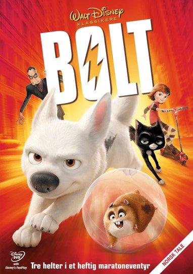 Disney Bolt DVD