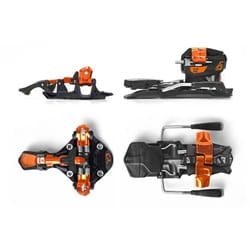 g3 Ion 12 Binding W/Brakes 85 Mm With Boot Stop -16