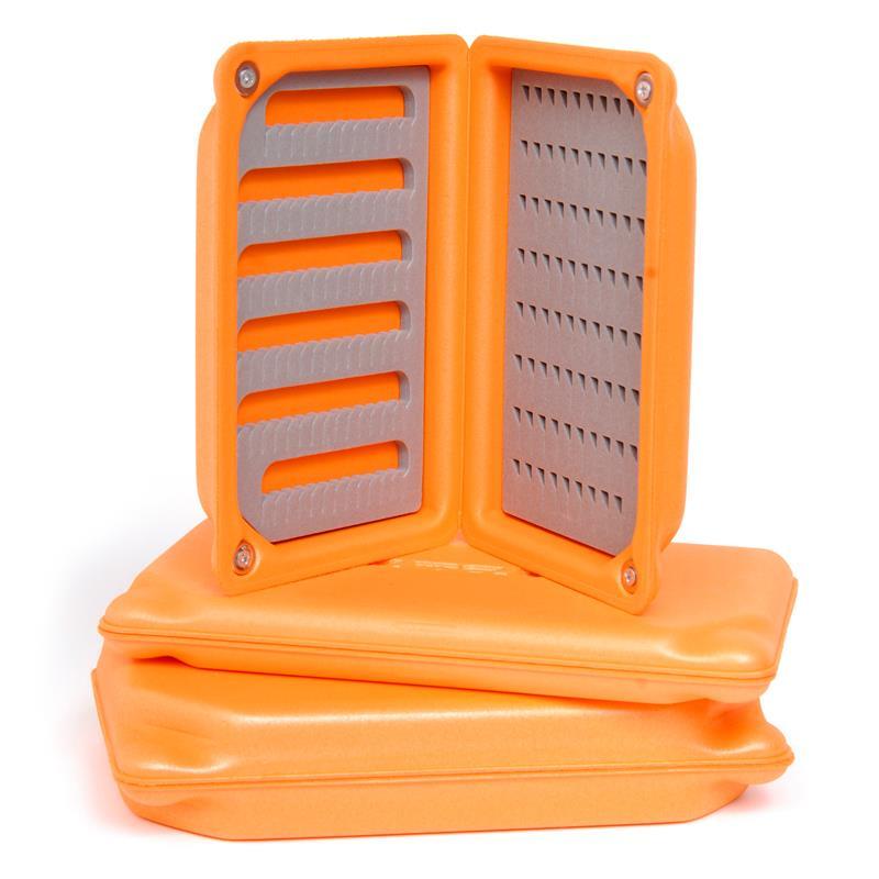 Guideline Ultralight Foam Box Nymph Orange