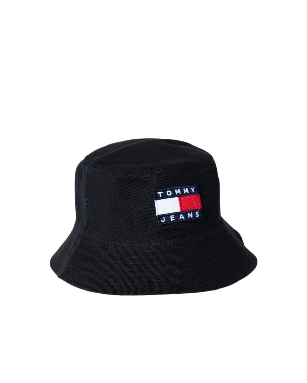 Tommy Hilfiger Jeans Men's Cap Black 270073 - black-1 UNICA
