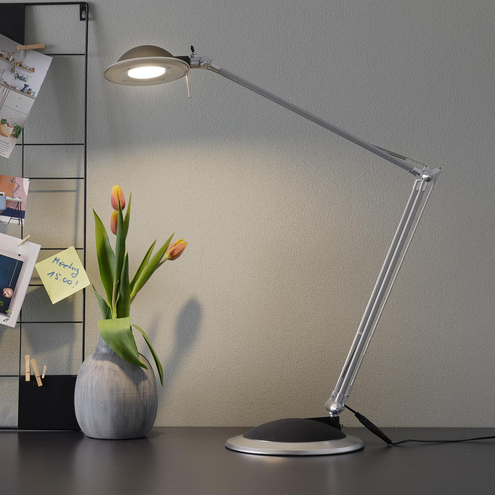 Energiatehokas LED-pöytälamppu Business