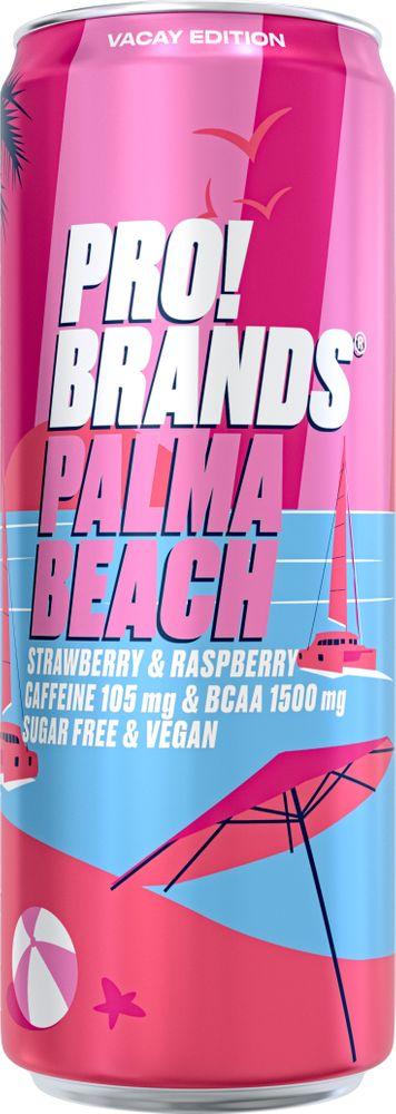 Pro Brands BCAA Palma Beach 33cl