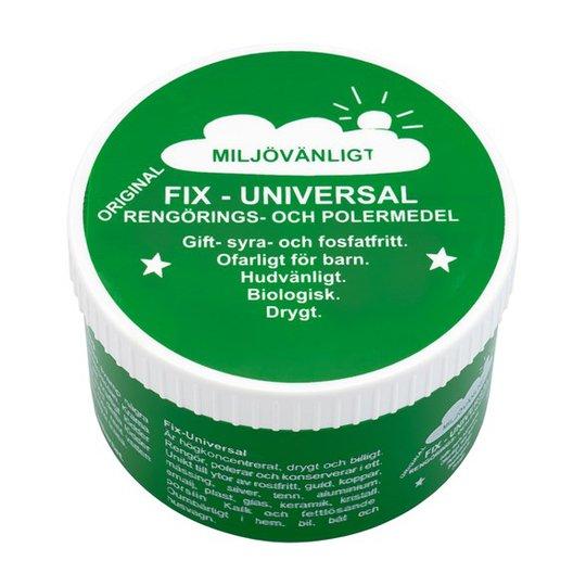 FIX Universal Miljövänligt Rengörings- & Polermedel, 650 g