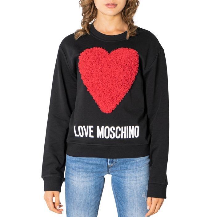 Love Moschino Women's Knitwear Black 322022 - black 44