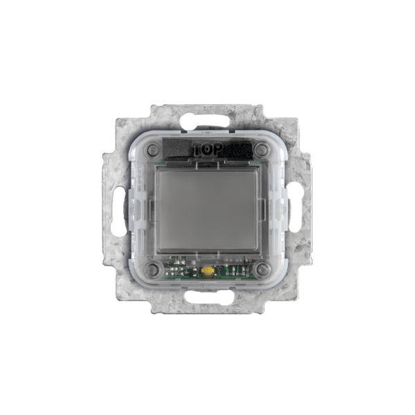 ABB 8215U Digitaalinen radio valaistu näyttö