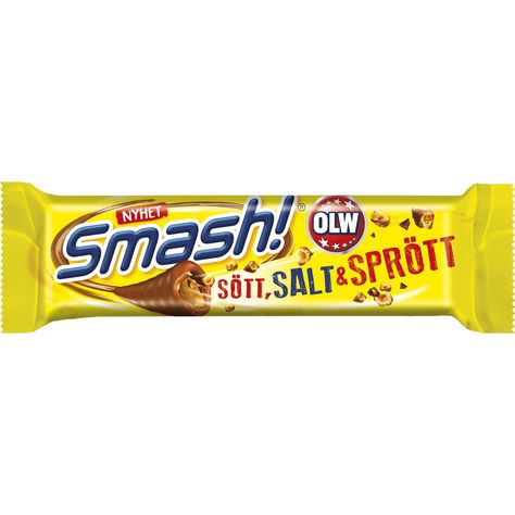 Smash Bar 34g