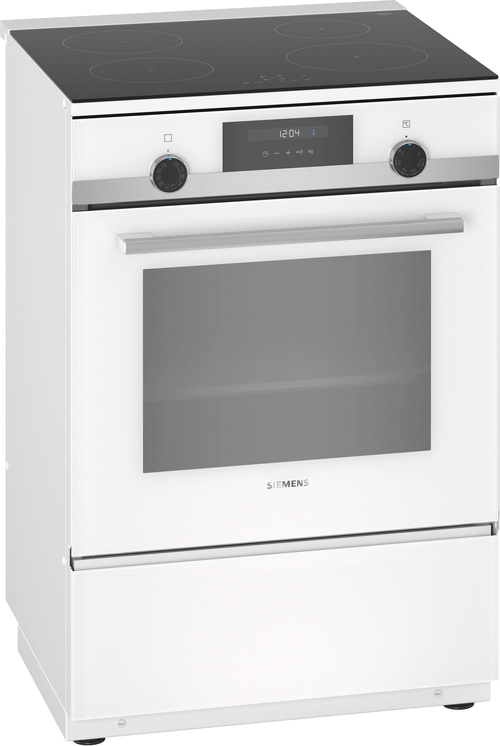 Siemens Hl9s5e020u Iq500 Induktionsspis - Vit