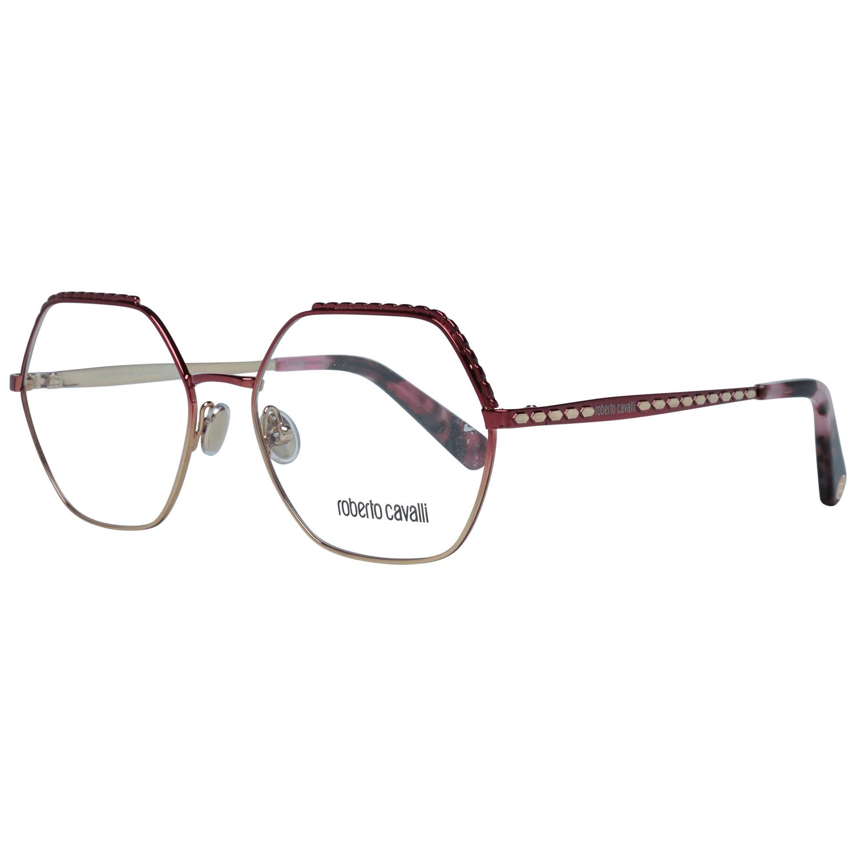 Roberto Cavalli Women's Optical Frames Eyewear Burgundy RC5104 54071