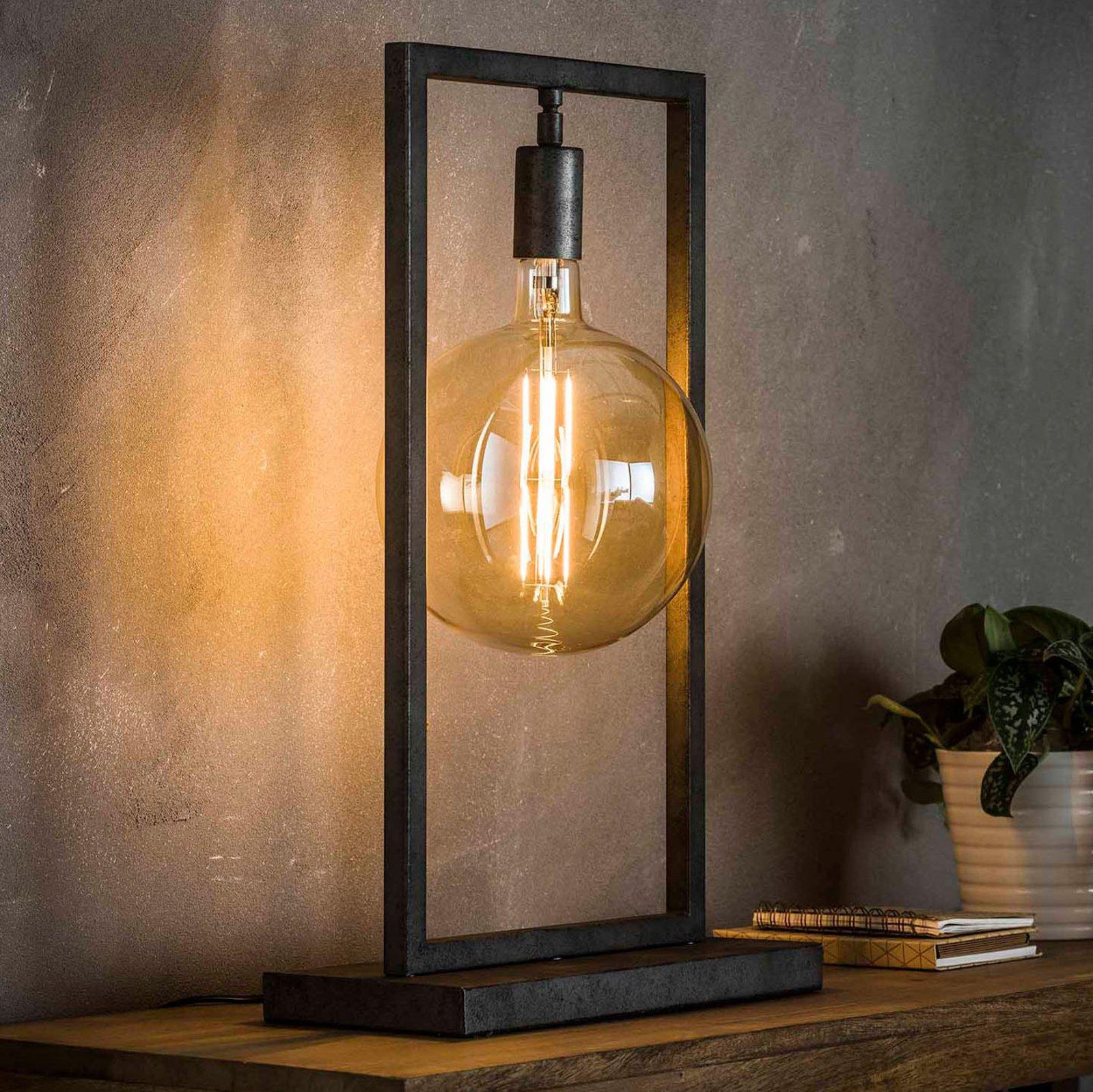 Bordlampe Skyframe, høyde 55 cm