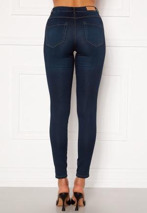 ONLY Royal Life HW Jeans Dark Blue Denim XS/30