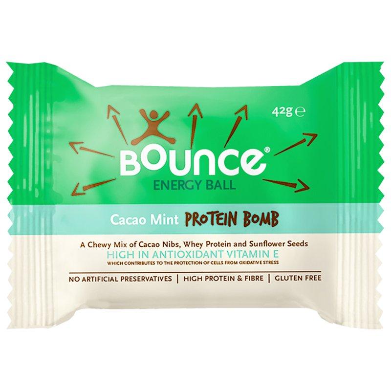 Energiboll Cacao & Mint - 66% rabatt