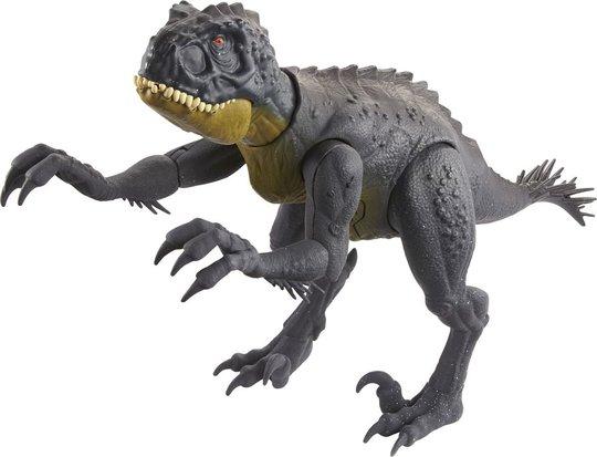 Jurassic World Figur Scorpious Rex Dino Smash n' Bash