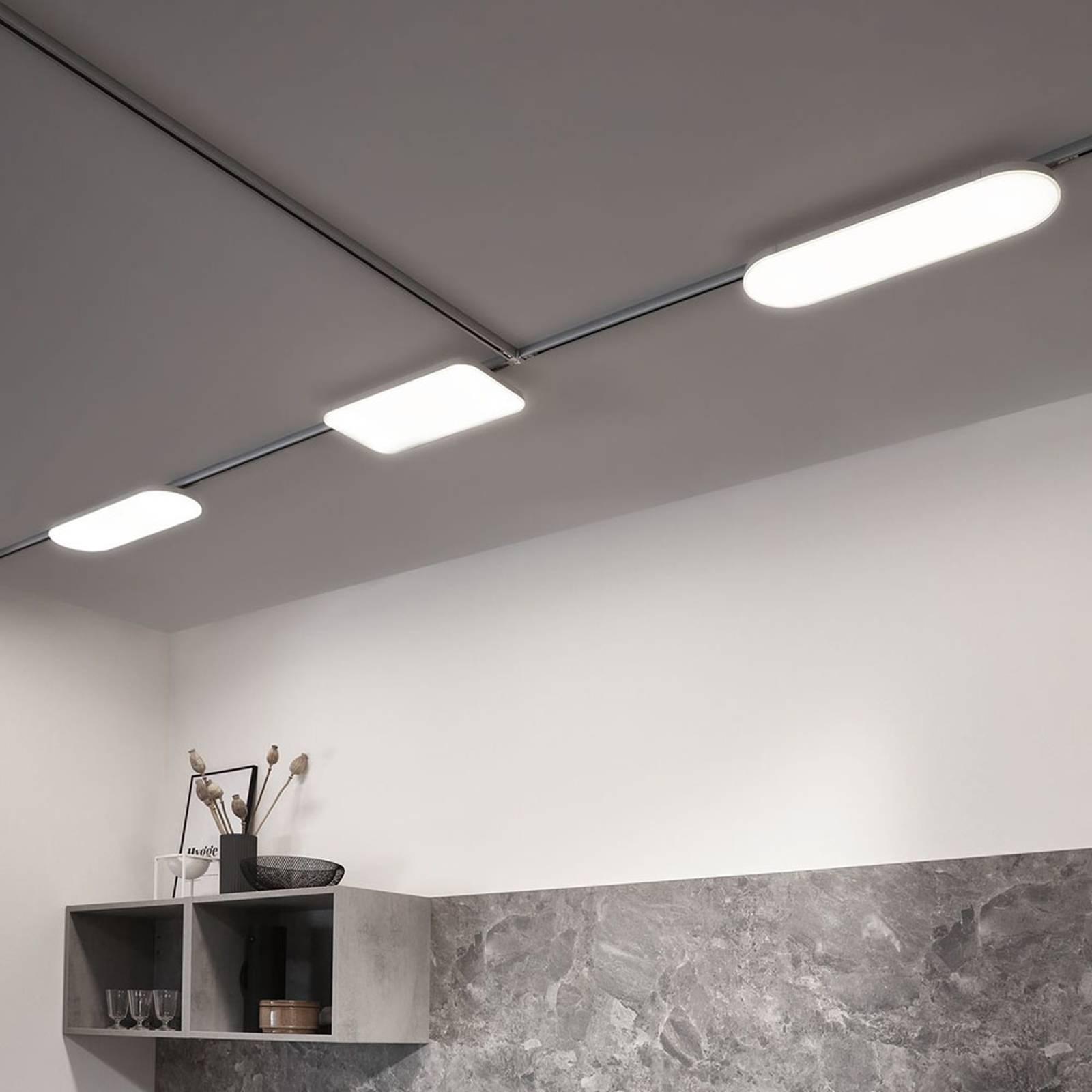 Paulmann Campo URail-LED-paneeli, kiskojärjestelmä