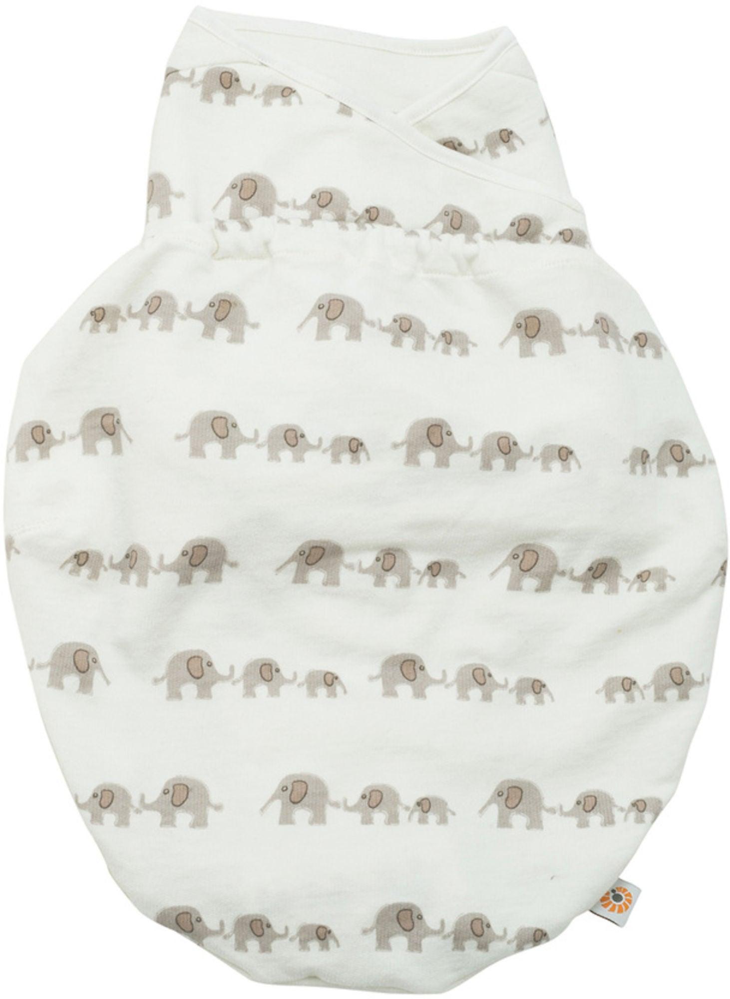 Ergobaby Swaddler, Elefanter