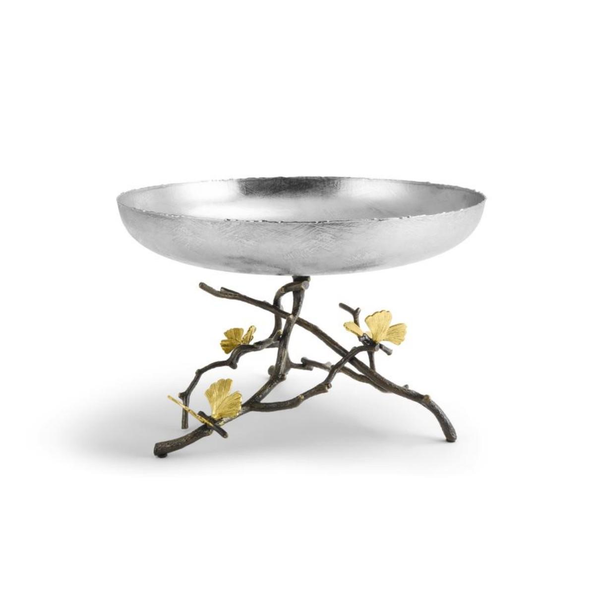 Michael Aram I Butterfly Ginkgo Fruit Bowl