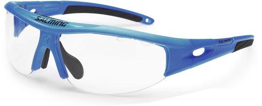 Salming V1 Protec Eyewear JR, Blue