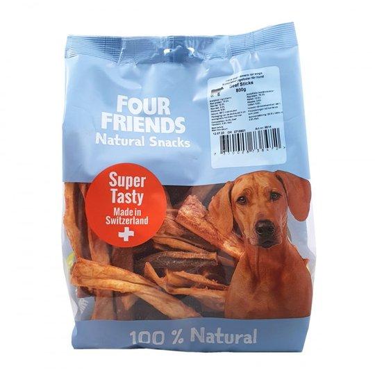 FourFriends Dog Natural Snacks Beef Stick (800 g)