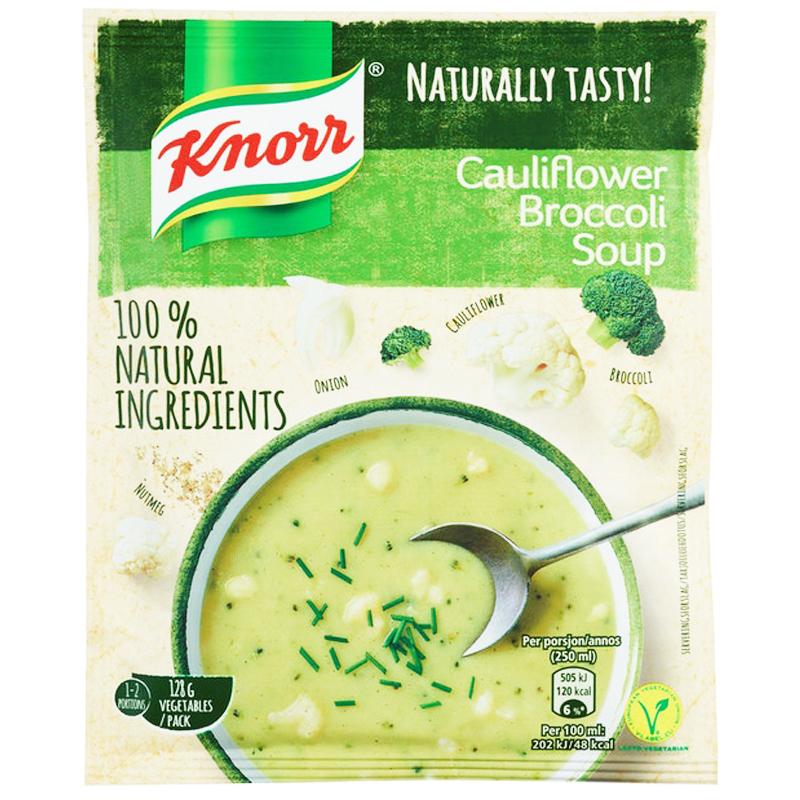 Soppa Broccoli - 25% rabatt