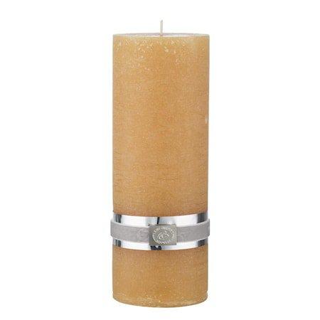 Kubbelys Rustic 20 cm Gul