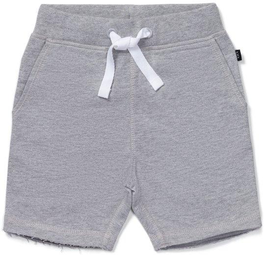 Luca & Lola Fabriano Shorts, Grey Melange 110-116