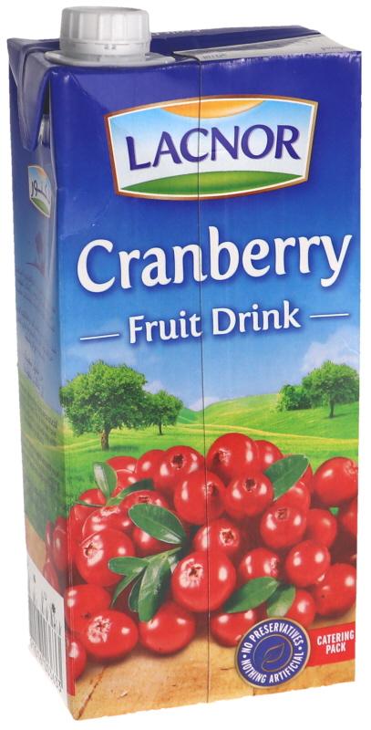 Juice Tranbär - 33% rabatt