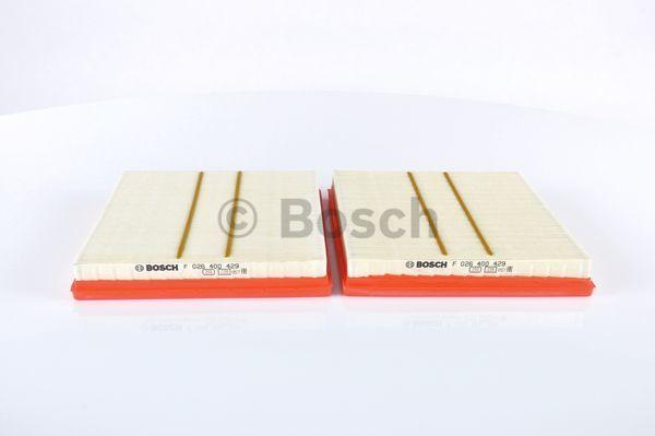 Ilmansuodatin BOSCH F 026 400 429