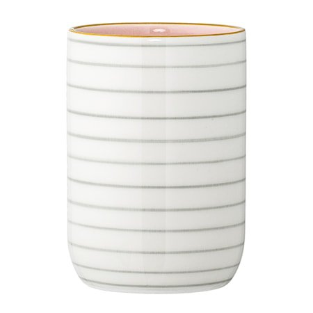 Edda Tannbørsteglass 7x10 cm