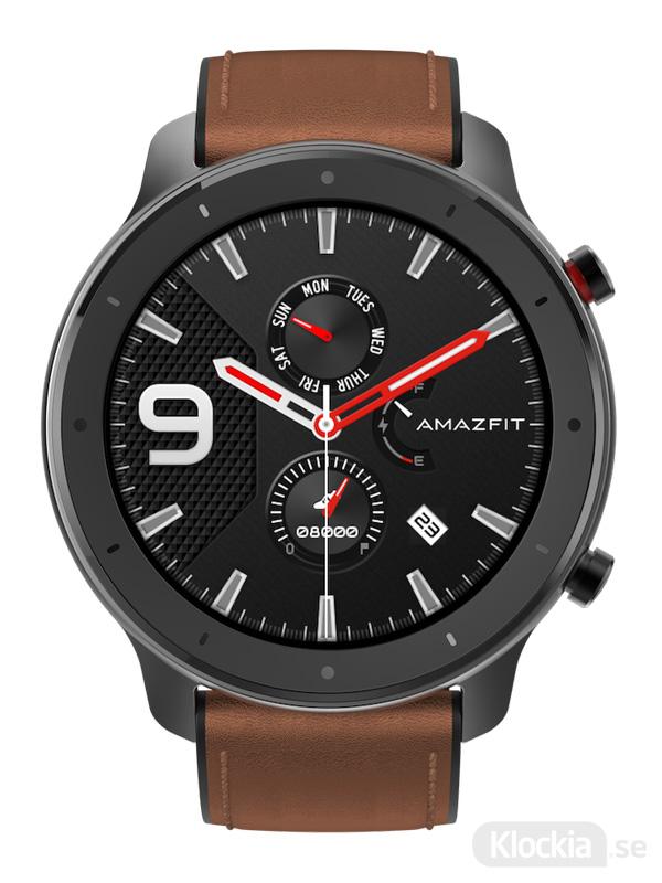 Amazfit GTR 47 – Aluminum Alloy W1902TY1N