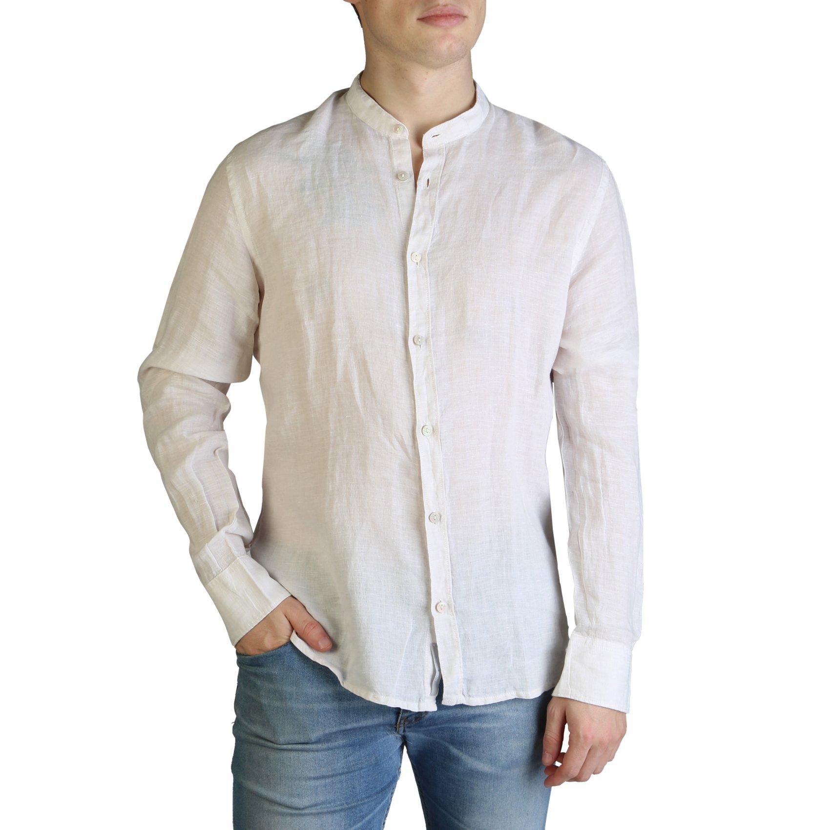 Yes Zee Men's Shirt Various Colours C506_U400 - brown S