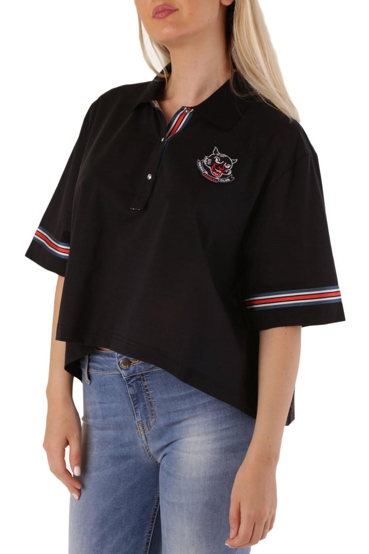 Diesel Women's T-Shirt Black 302524 - black S