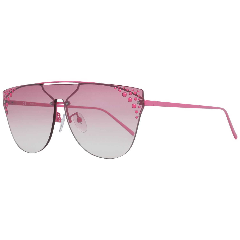 Furla Women's Sunglasses Pink SFU225 99H88X