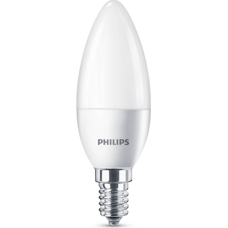 Philips LED 25w kron e14 frost