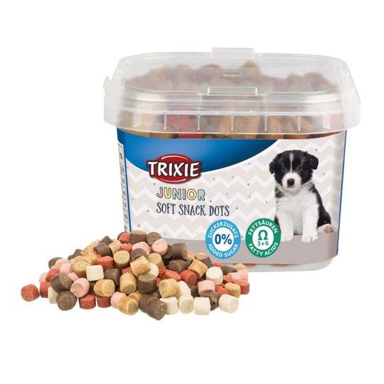 Trixie Junior Soft Snack Dots med Omega-3