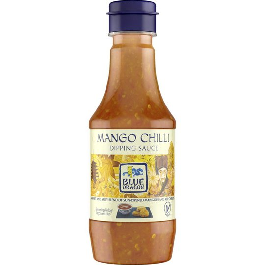 Mango Chilli Kastike - 90% alennus