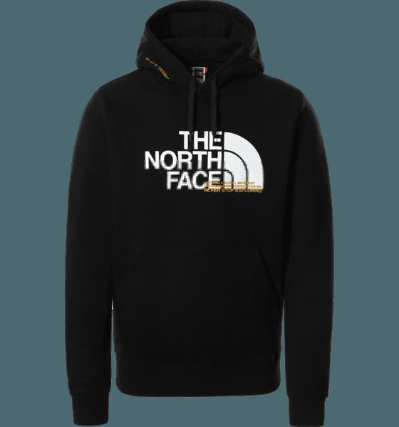 The North Face M Coordinates Hoodie Hoodies TNF BLACK