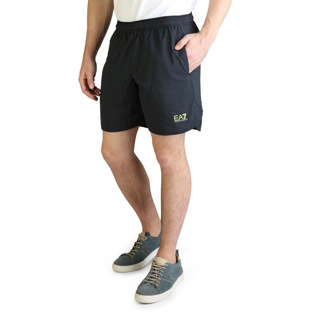EA7 Men's Short Black 3GPS89_PNP3Z - black M