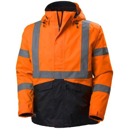 Helly Hansen Workwear Alta Takki huomioväri, oranssi/musta S