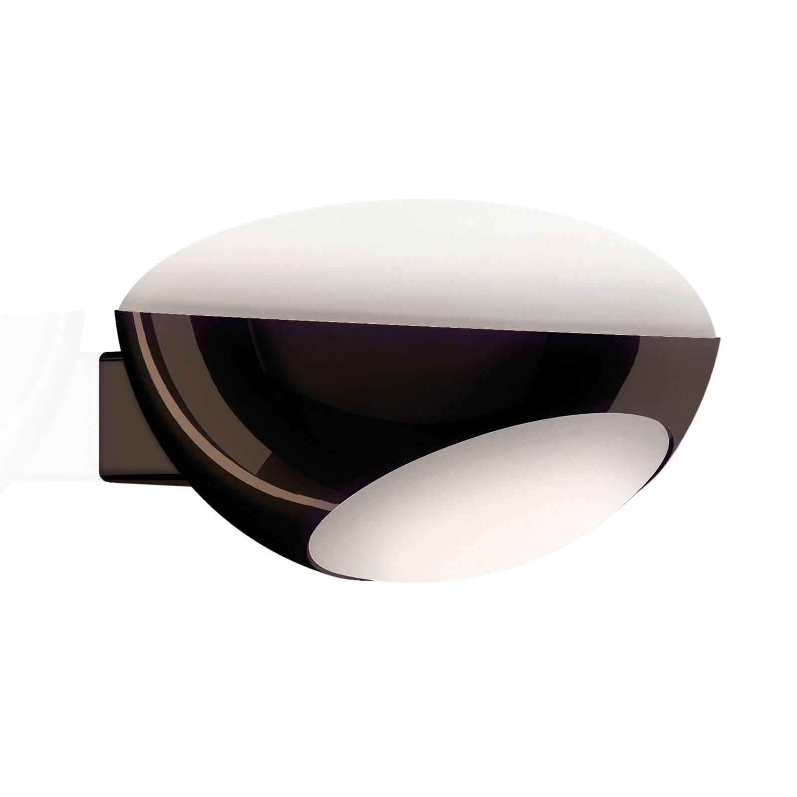 Kundalini Tua -LED-seinävalaisin musta