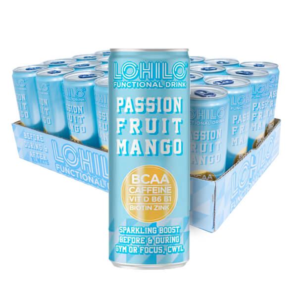 LOHILO PASSION FRUIT MANGO 33CL - 24st