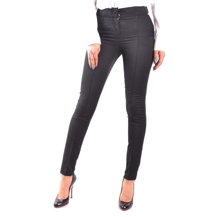 Armani Jeans Women's Trouser Black 160802 - black 38