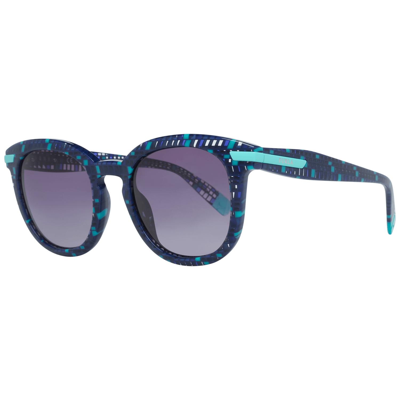 Furla Women's Sunglasses Blue SFU036 490GB2
