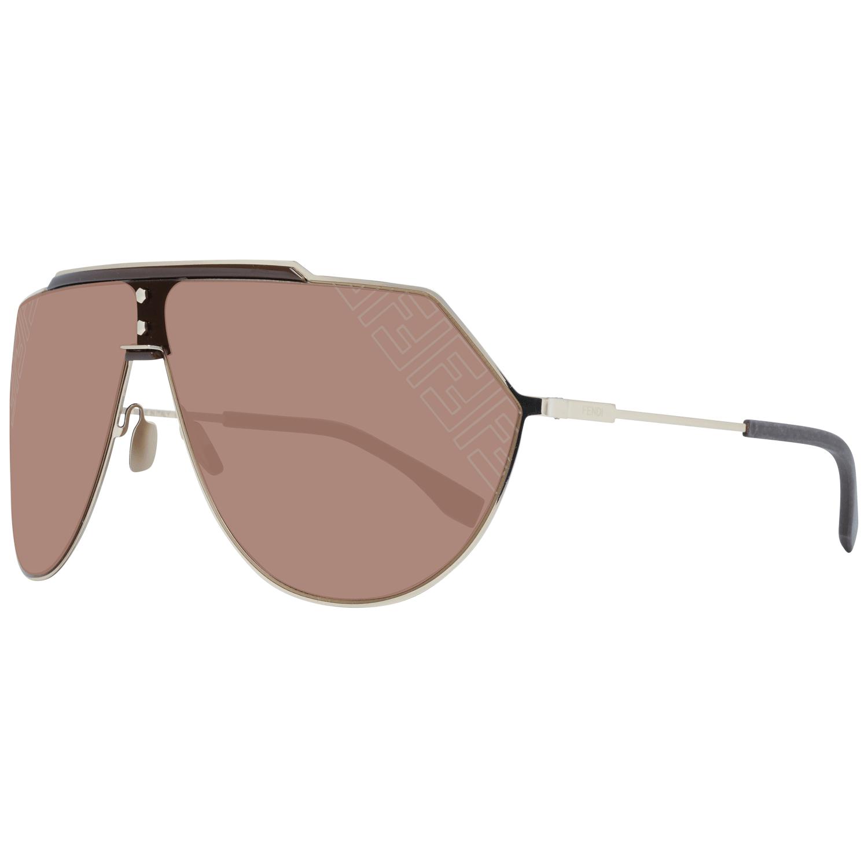 Fendi Men's Sunglasses Gold FFM0075/S 99J5G