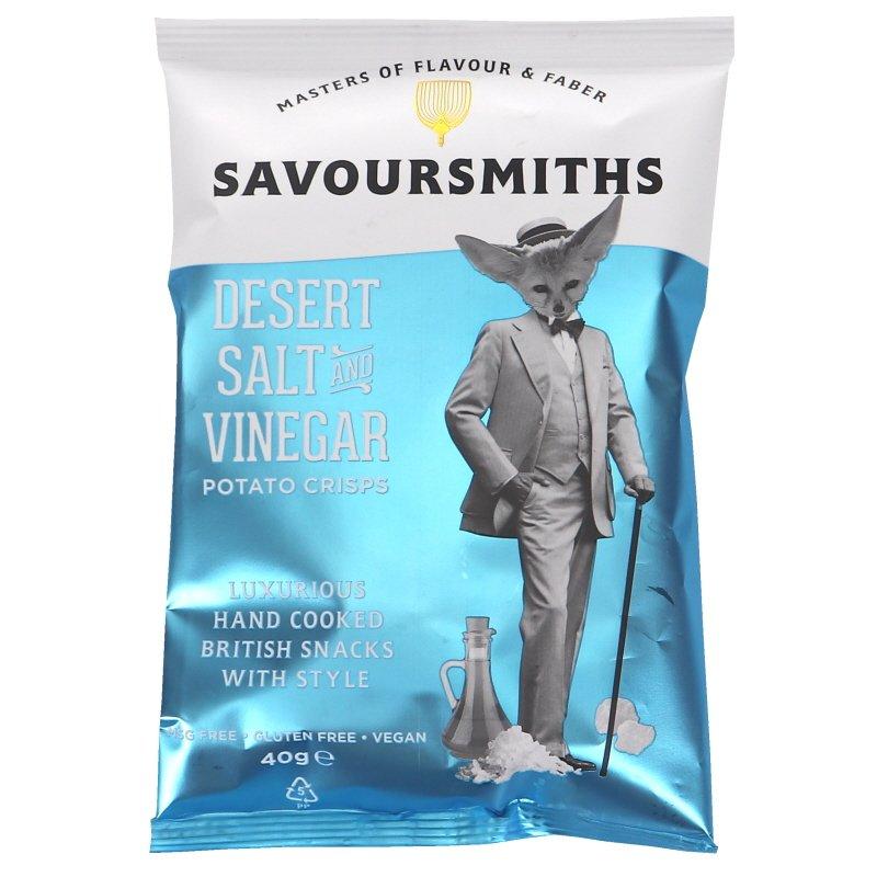 Chips Salt & Vinegar - 32% rabatt