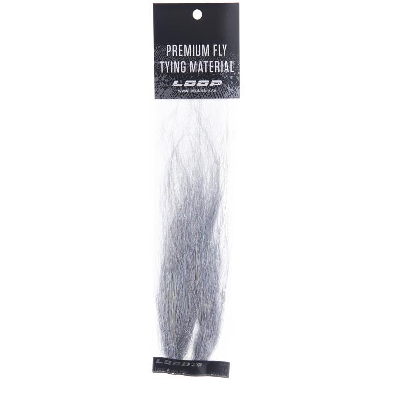 Loop Angel Hair 2g - Silver Pearl Fremragende fiberflash!